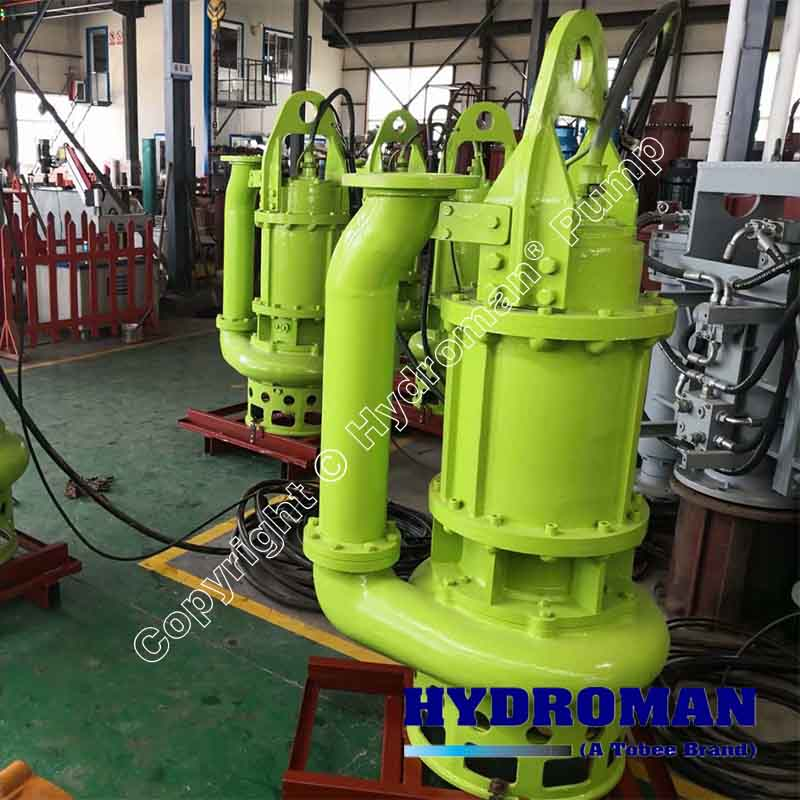 Submerisble Solids Handling Pumps
