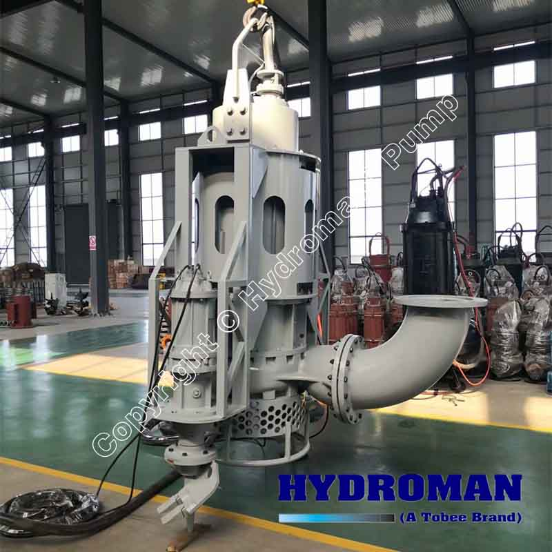 Submersible Slurry Pump with Excavators