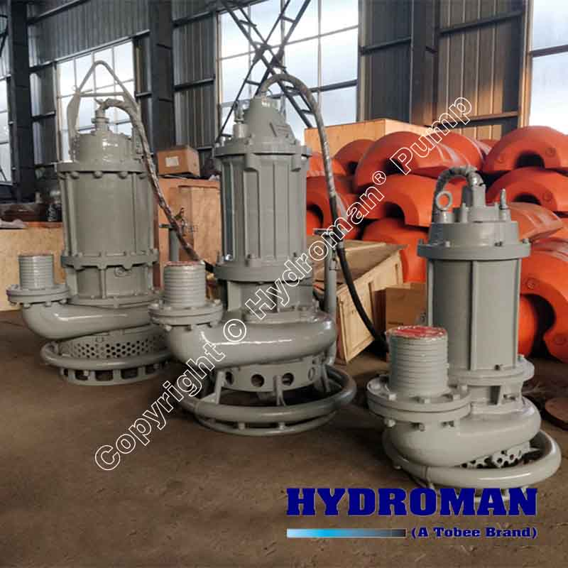 Submersible Heavy-Duty Agitator Pumps