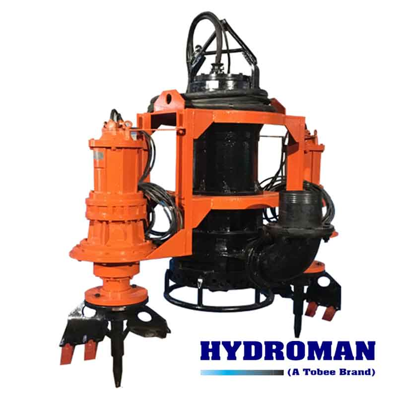 Agitator Submersible Dredging Pump
