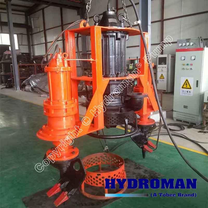 Toyo Agitator Submersible Dredging Pump