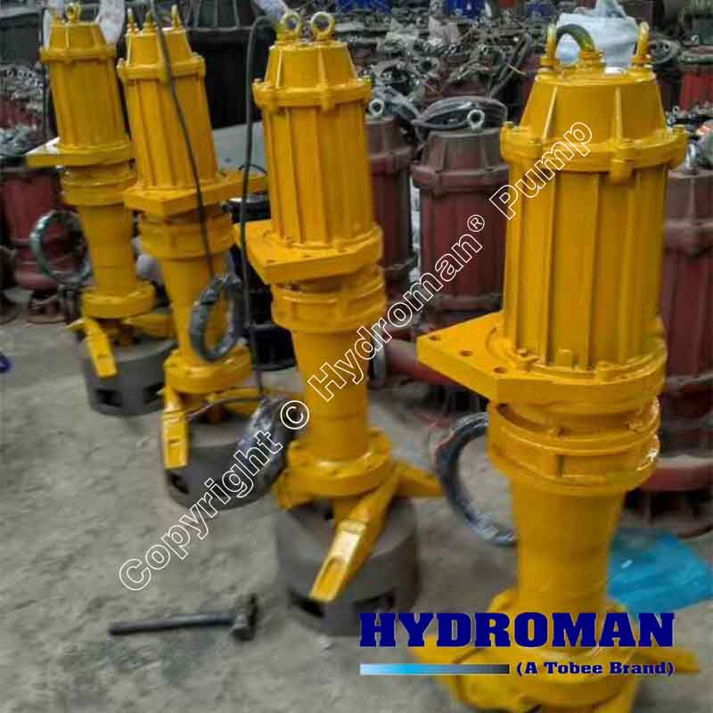 Electric Dredging Cutters for Submersible Pumps