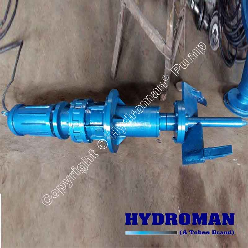 lectric Excavators for Submersible Dredge Pumps