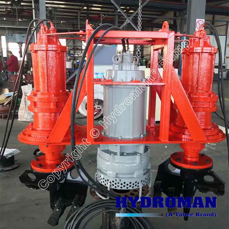 Electric Agitator Dredging Pump