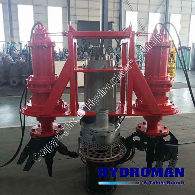 Agitator Dredging Pumps