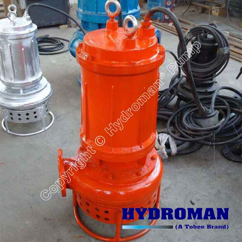 Electric Submersible Mud Pumps