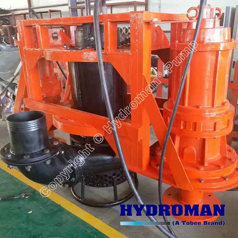 Agitator Submersible Slurry Pump
