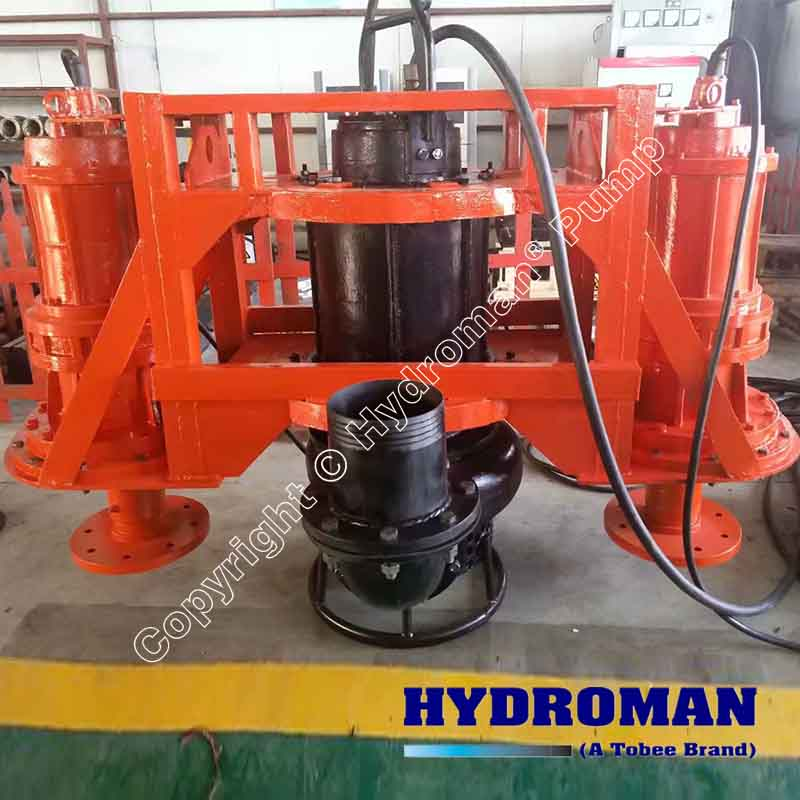 Submersible Heavy Duty Agitator Pumps