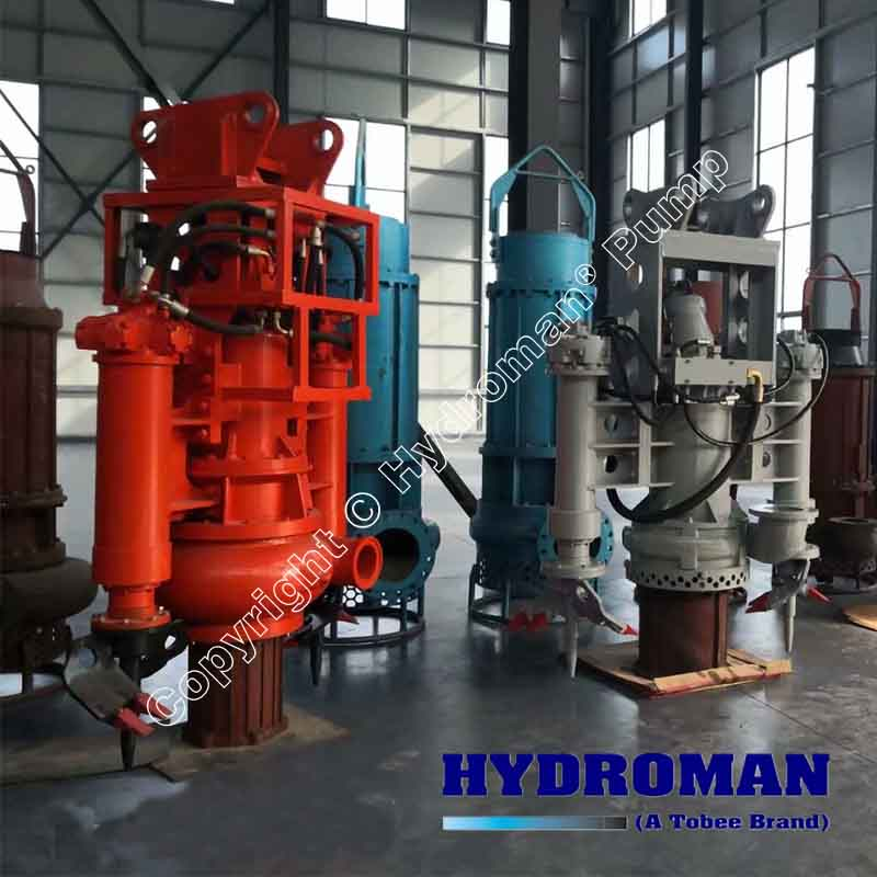 Hydraulic Agitator Sand Pump