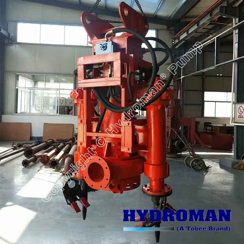 Hydraulic Submersible Agitator Pump