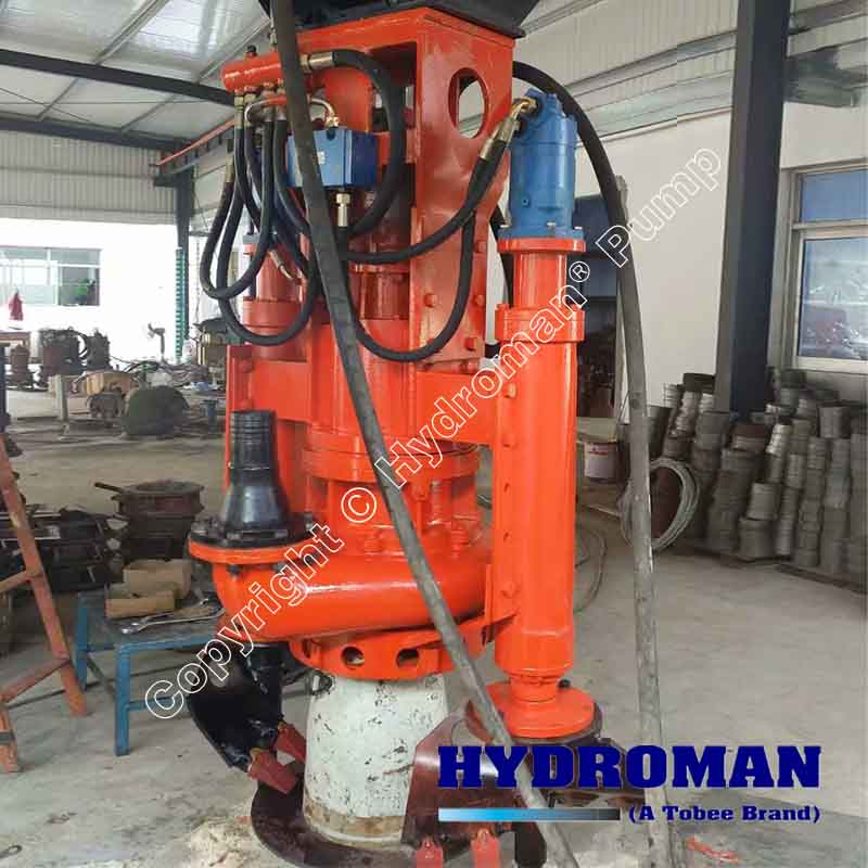 Hydraulic Dredging Pump with Agitators