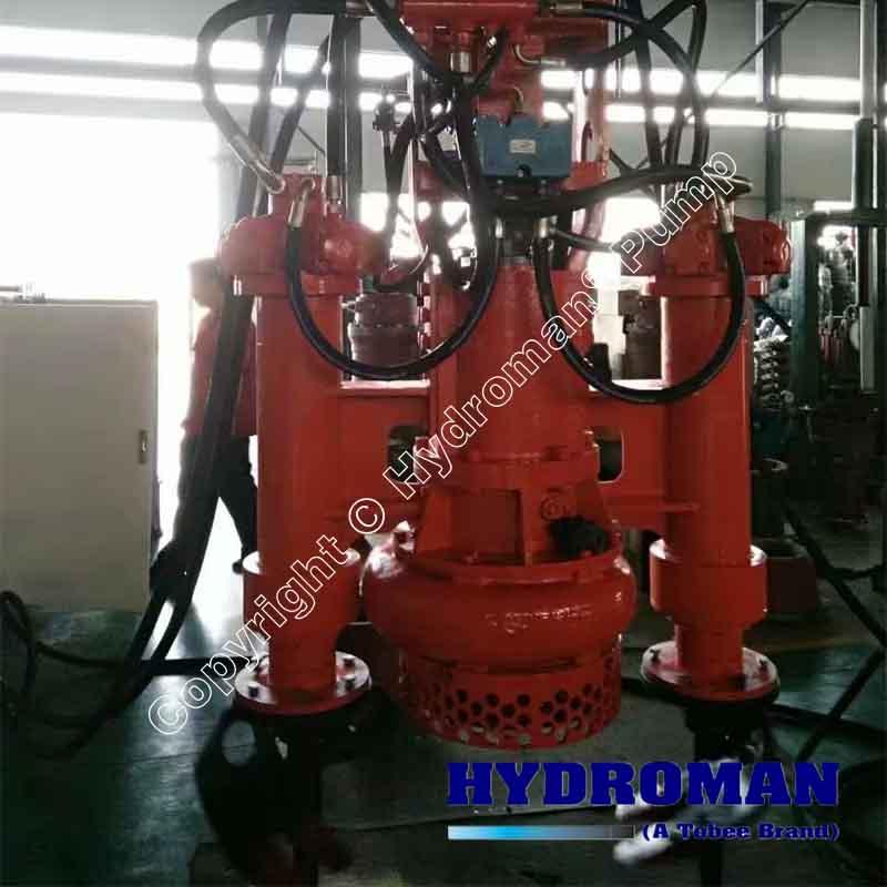 Agitator Hydraulic Dredging Pump