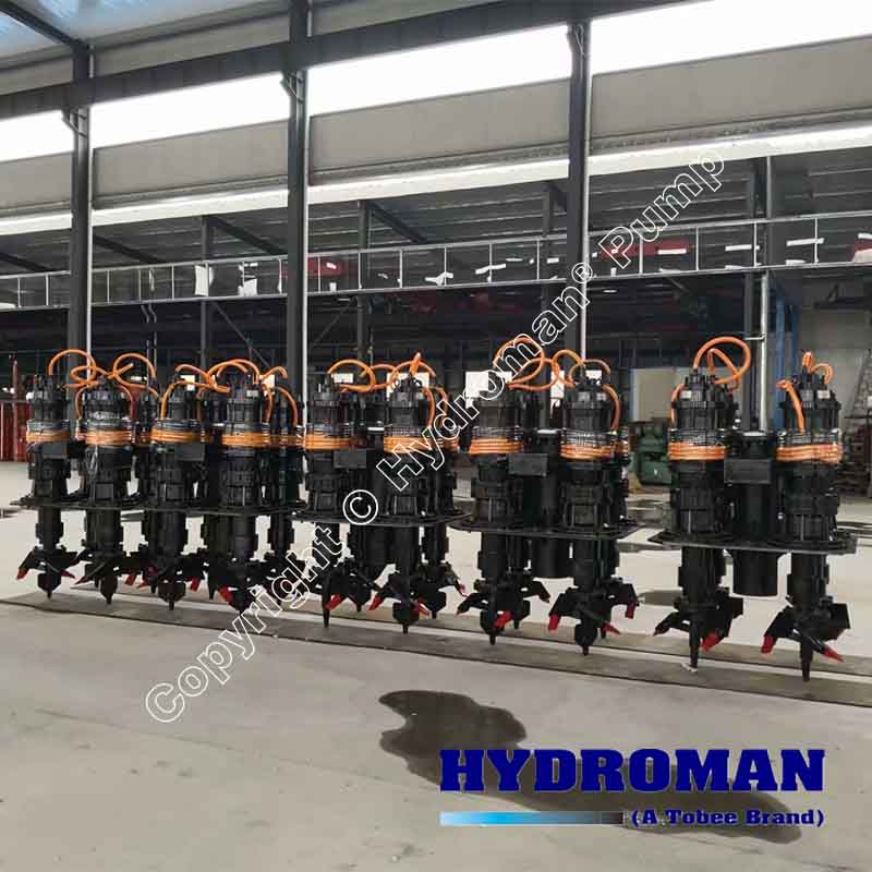 Electric Agitators for Submersible Slurry Pump