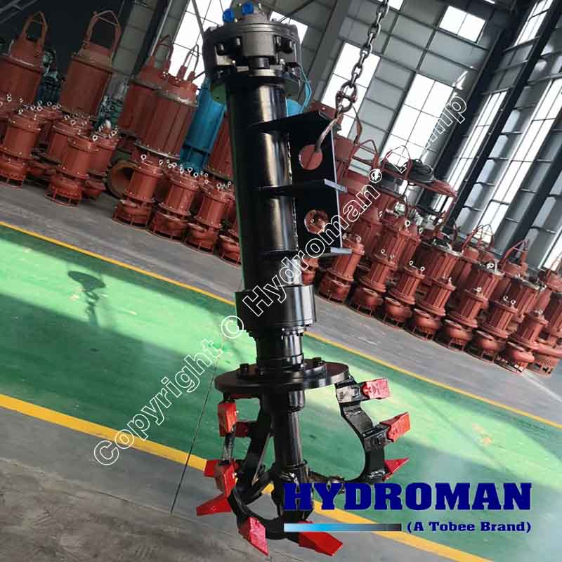 Hydraulic Dredging Cutters for Submersible Pumps