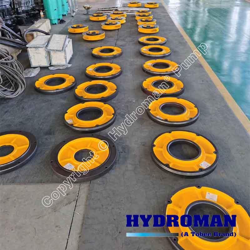 Submersible Slurry Pump Parts