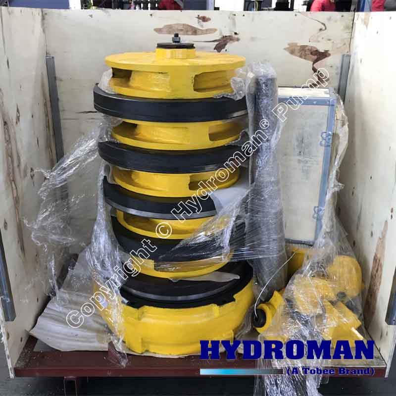Slurry Pump Spare Parts