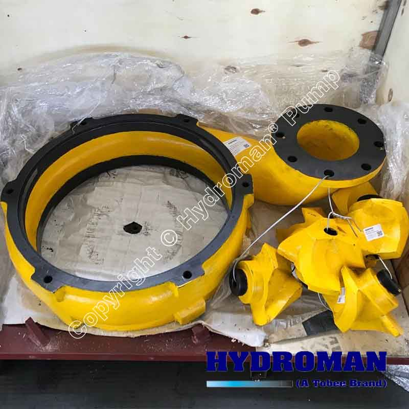 Submersible Dredge Pump Spares