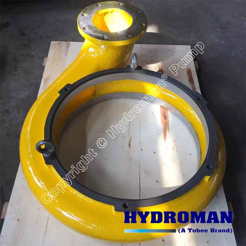 Submersible Slurry Pump Volute Liners