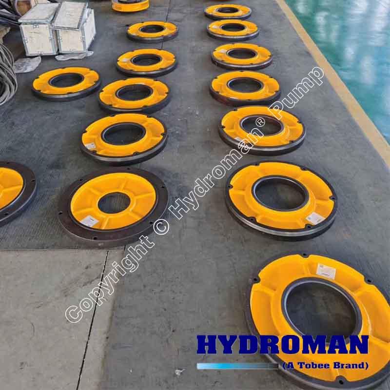Dragflow Pump Parts