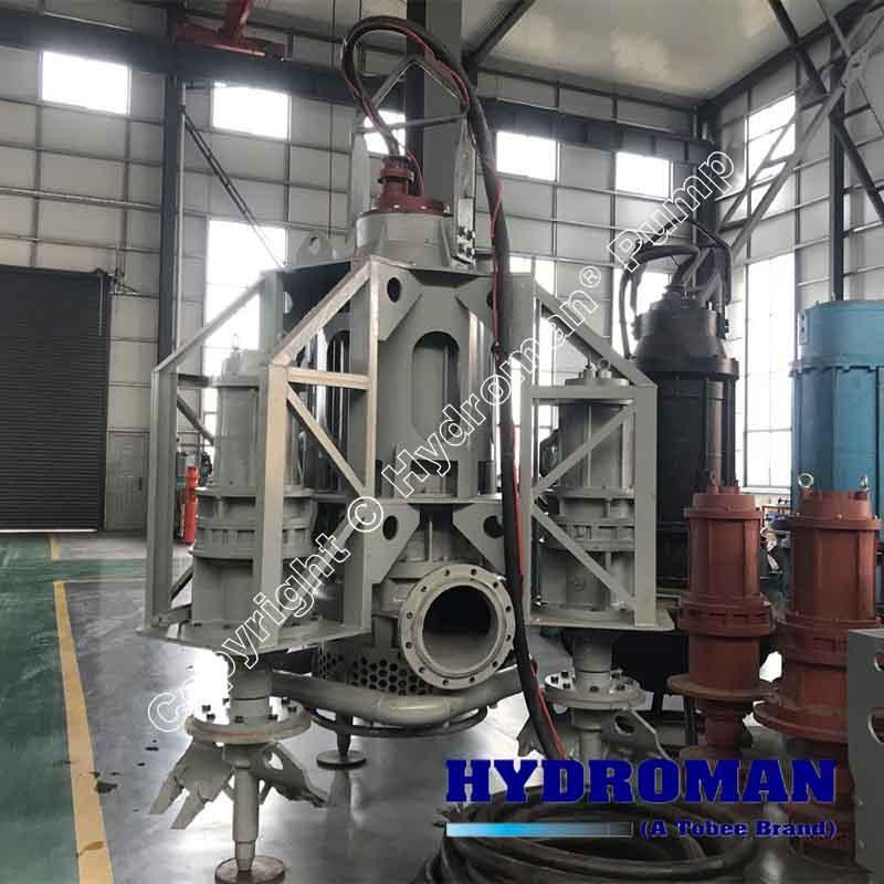 Slurry Submersible Pumps