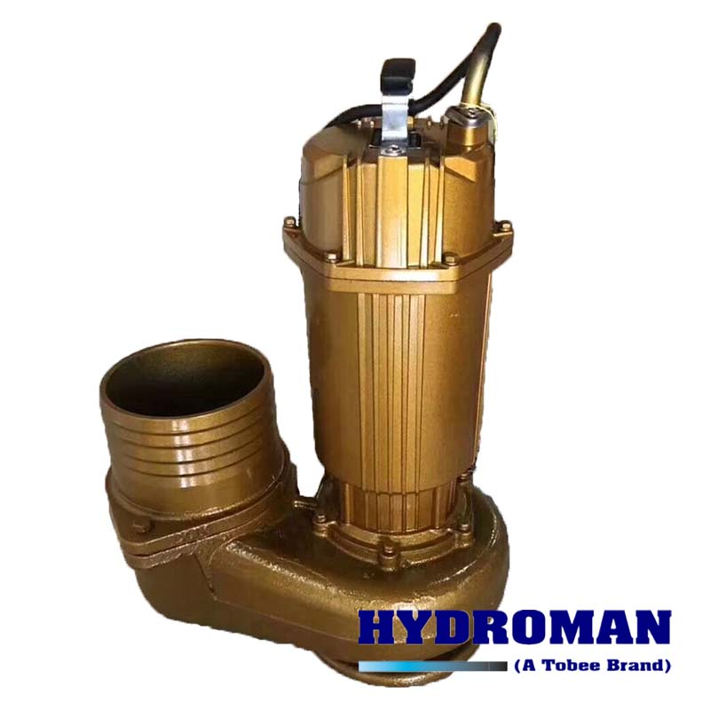 TWQ-G Submersible Grinder Pumps