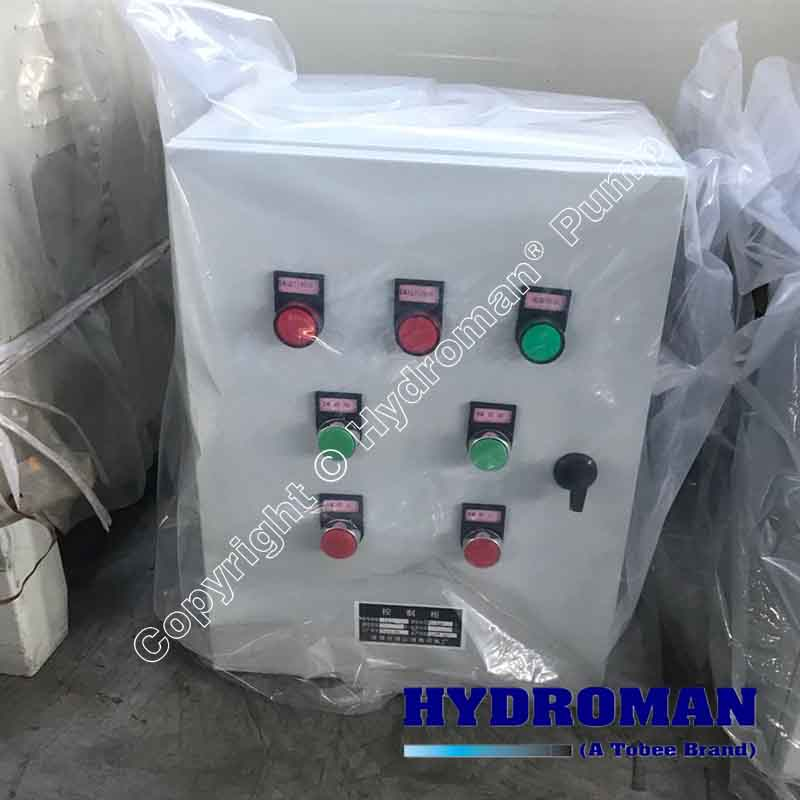 Submersible Slurry Pump Control Box