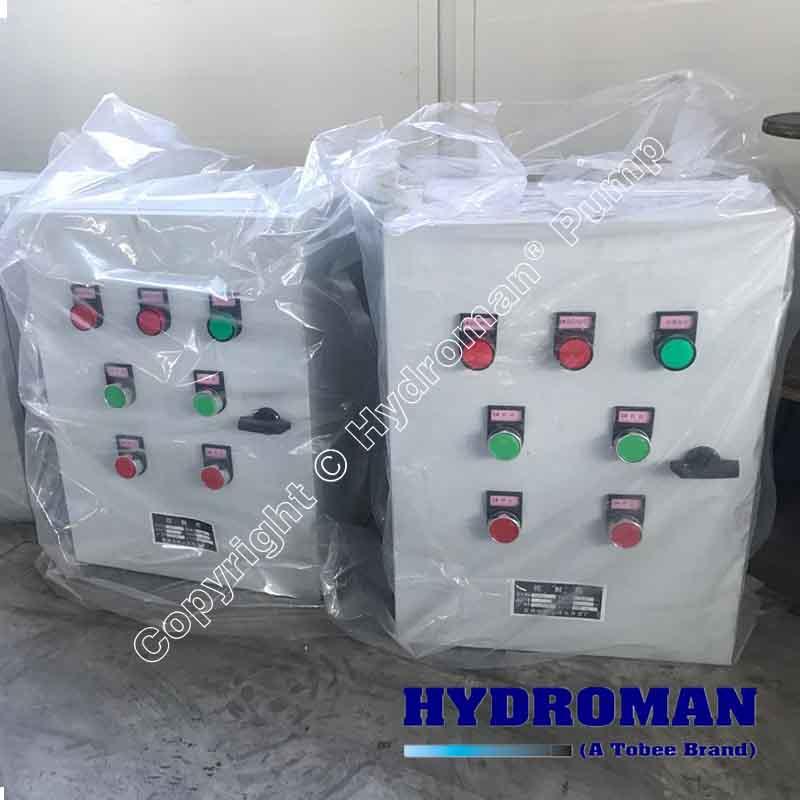 Dredge Pump Control Box
