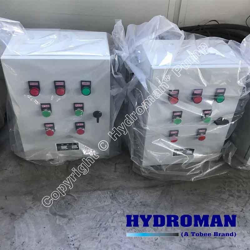 Sand Pump Control Box