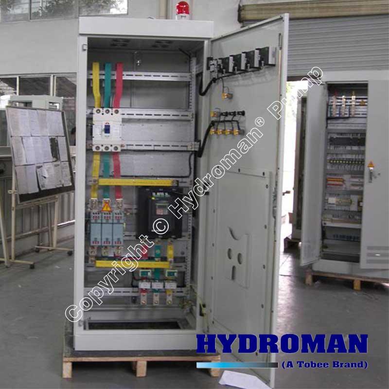Submersible Dredge Pump Control Panel