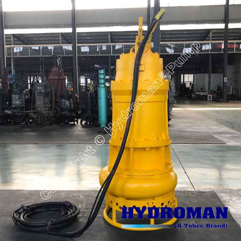 Goodwin Submersible Slurry Pump