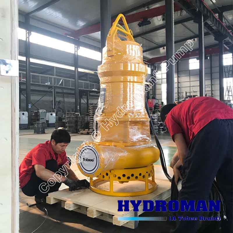China Submersible Slurry Pump