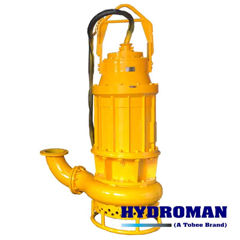 300TJQ Submersible Slurry Pump