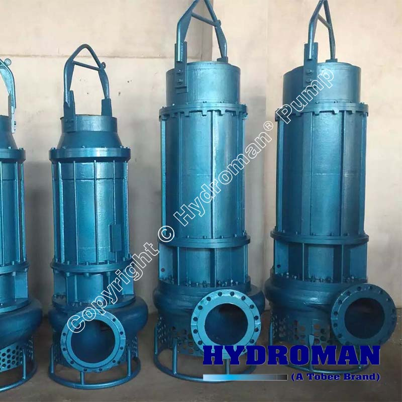 Submersible Agitator Slurry Pump