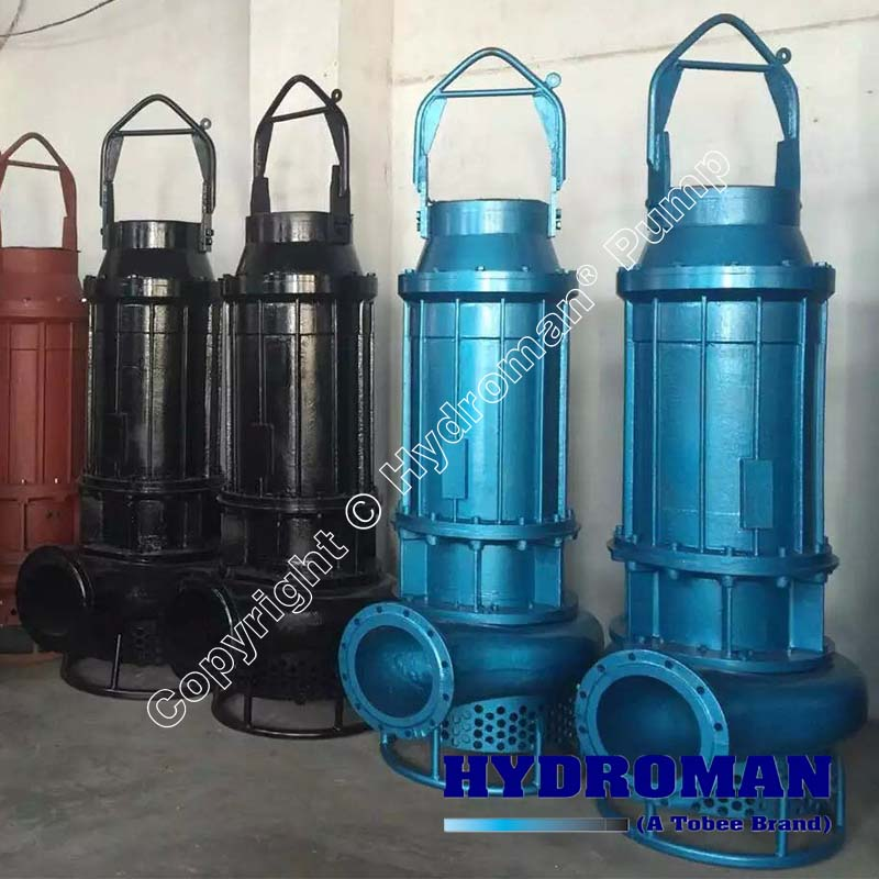 Submersible Slurry Pump China