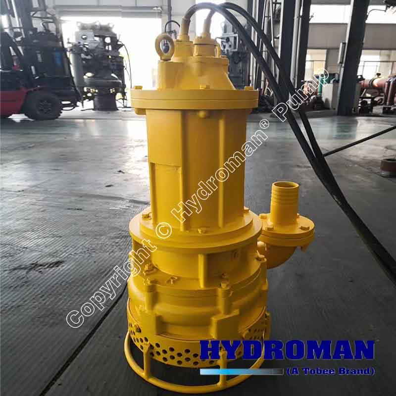 Submersible Slurry Pump Manufacturer