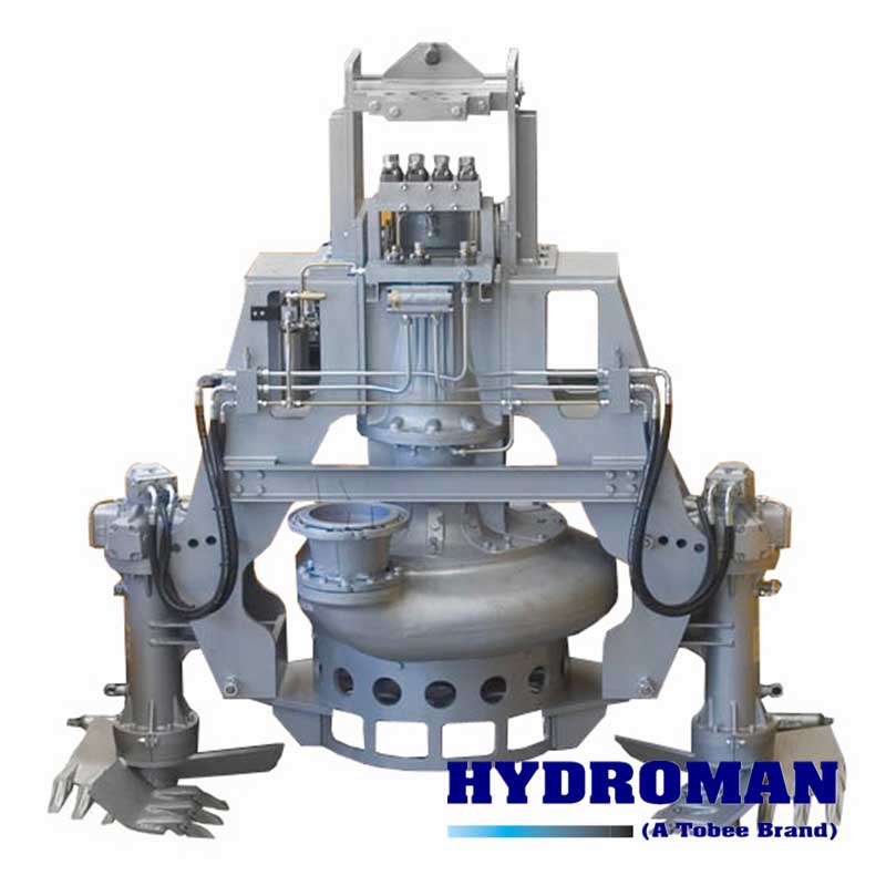 THY400B Hydraulic Slurry Pump