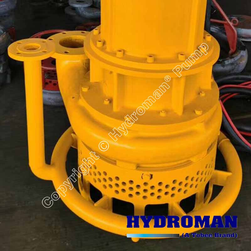 Water Jet Rings for Submersible Slurry Pumps