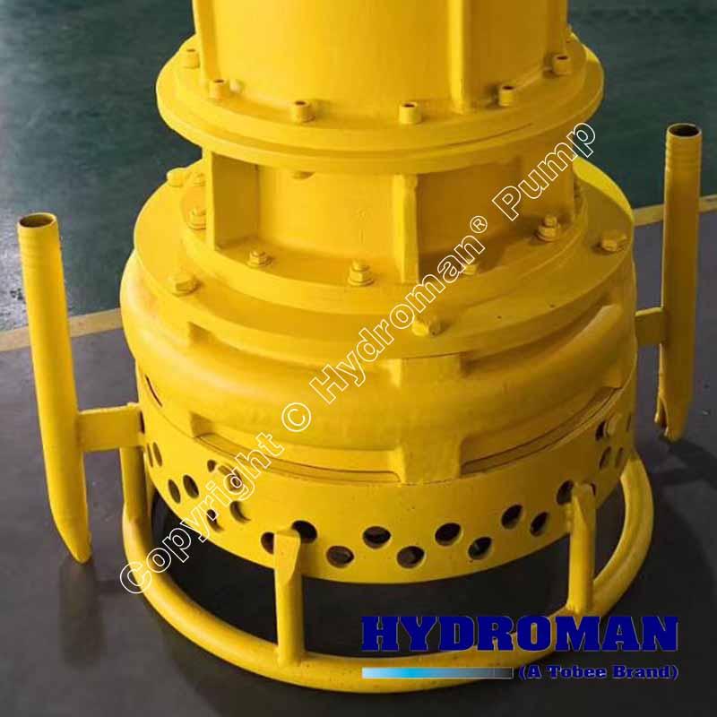 Submersible Slurry Pump Water Jet Rings
