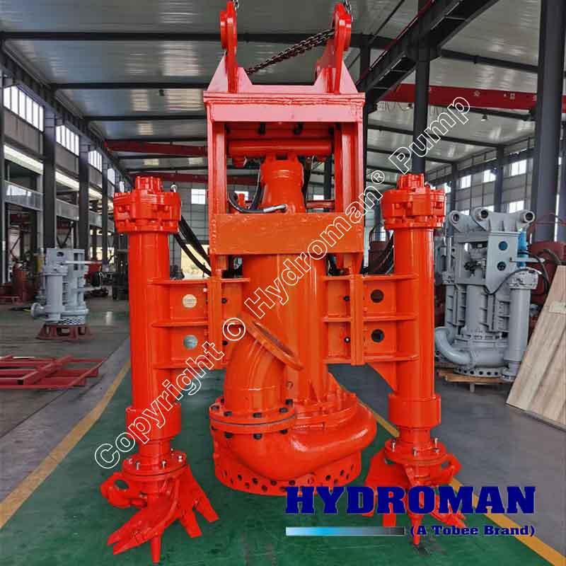 Excavator Hydraulic Dredge Pump