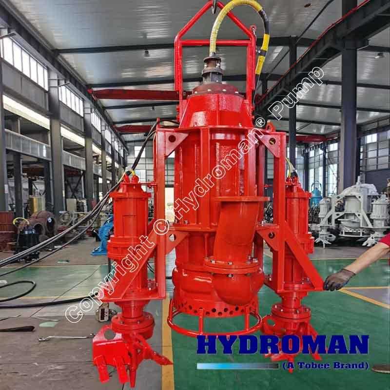 Submersible Electric Dredge Pumps