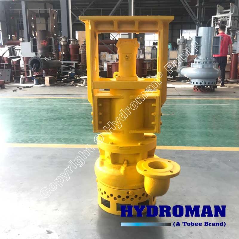 Hydraulic heavy Duty Slurry Pump