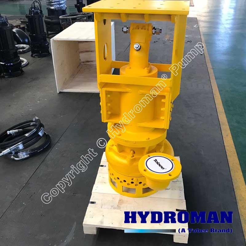 Hydraulic heavy Duty Dredge Pump