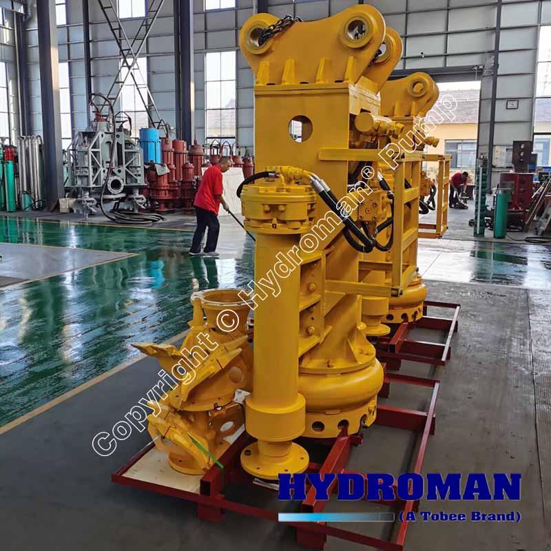 Hydraulic Sand Pump
