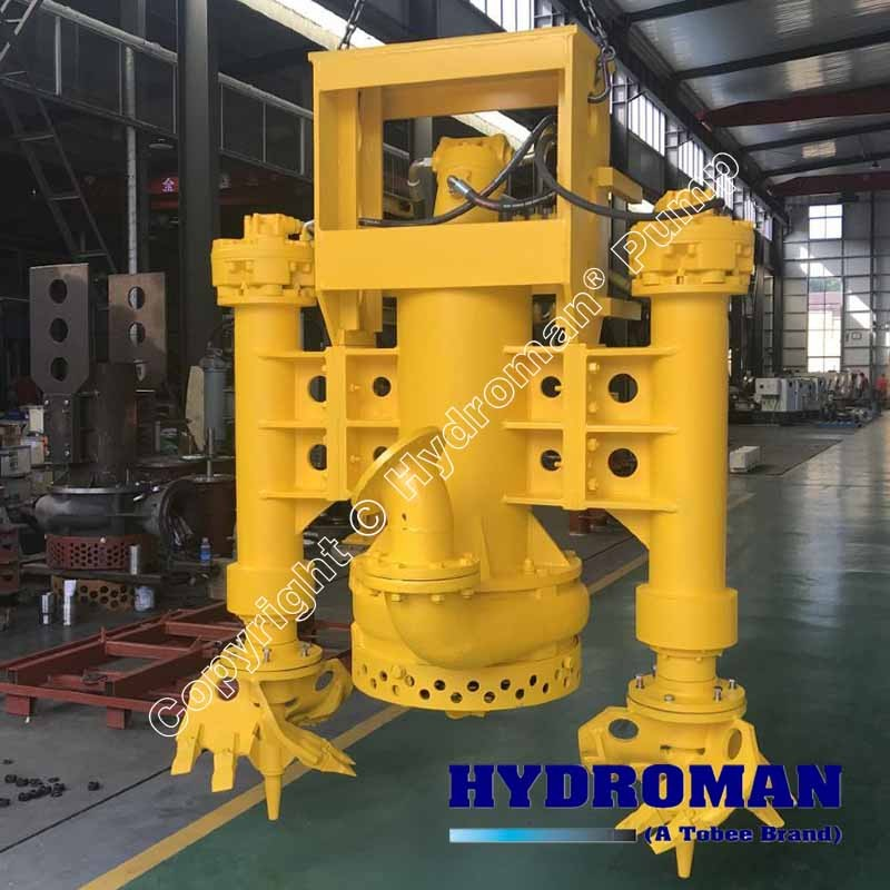 Hydraulic Submersible Dredge Pumps