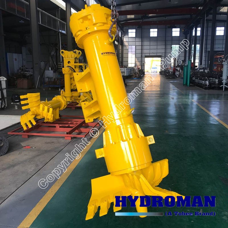 Hydraulic Dredging Agitators
