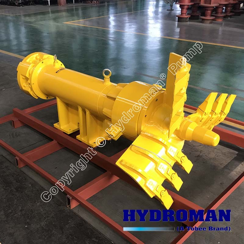 Hydraulic Side Agitators