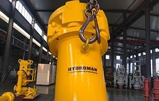 Hydraulic Side Cutters