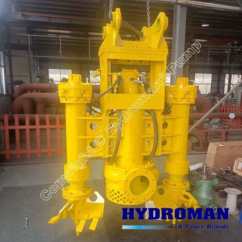 Excavator Dredge Pumps