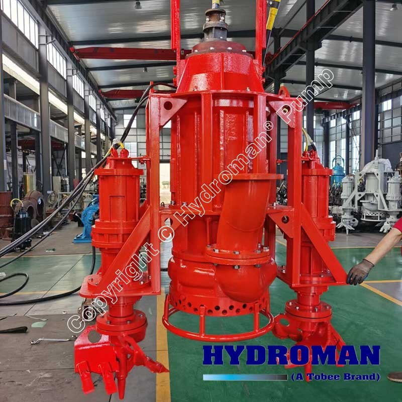 Submersible Dredging Sand Pump