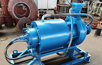 3 Types of Installation for Submersible Slurry Pumps